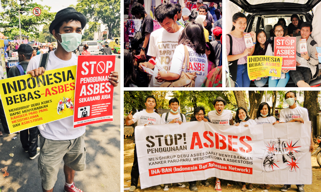 indonesia mobilization on asbestos