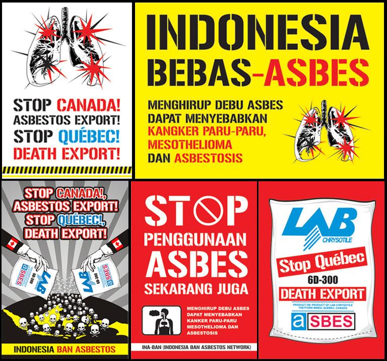 Canada - Stop Asbestos Export