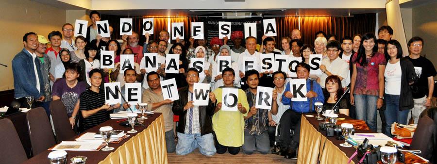 ban asbestos workshop