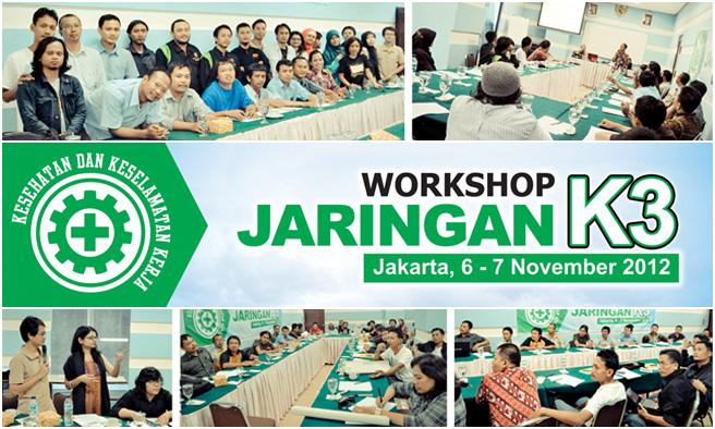 workshop jaringan K3 Nasional