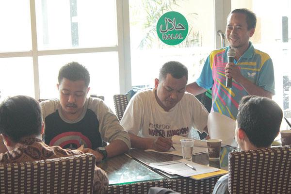 Laporan Kegiatan - Latihan Pengenalan K3 (Keselamatan dan Kesehatan Kerja) Occupational Safety and Health (OSH) PC SPSI PPMI Cabang Bekasi bekerja sama dengan LION Indonesia