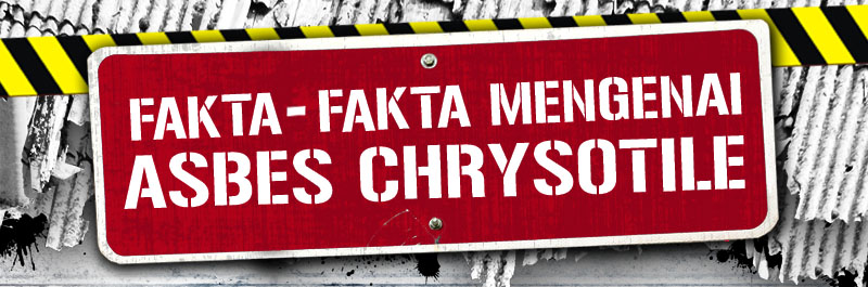 Fakta-Fakta Mengenai Asbes Chrysotile