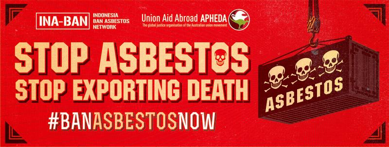 Indonesia's asbestos 'time bomb'