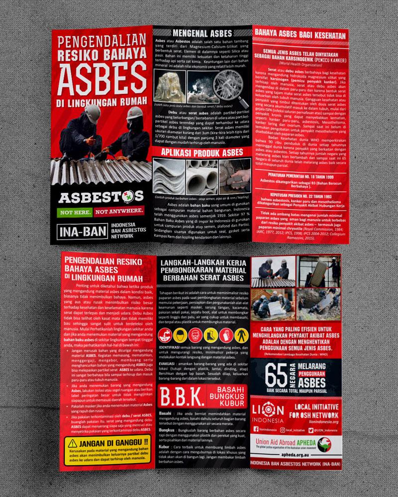 Pengendalian Bahaya Asbes di Lingkungan Rumah