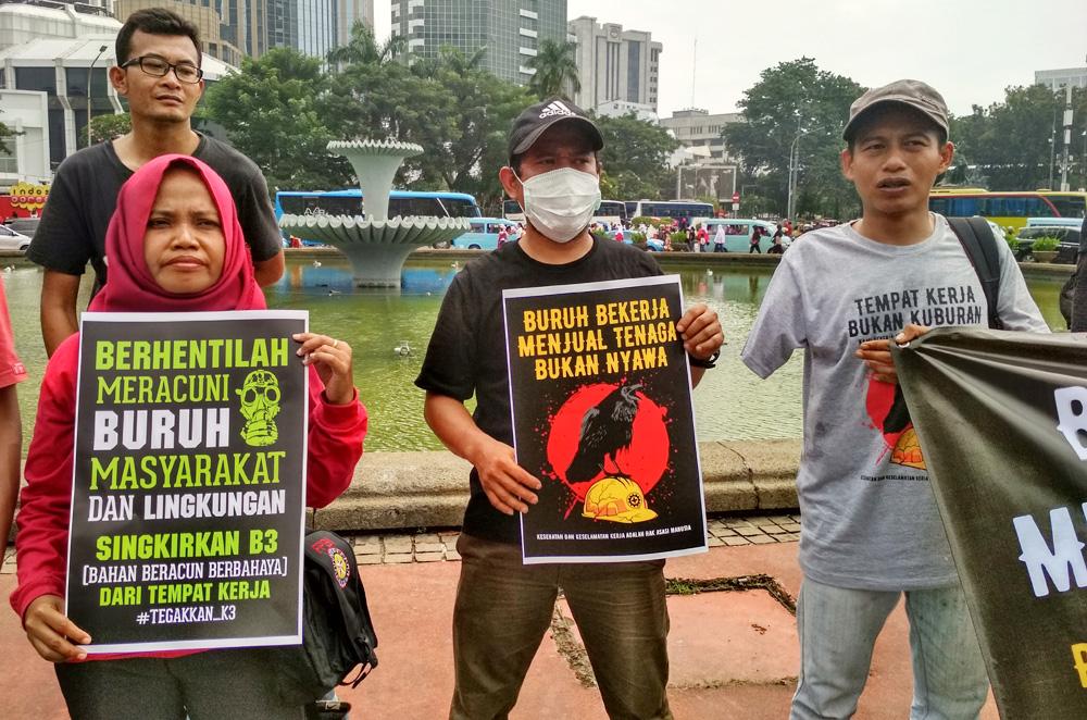 Aksi IWMD Jakarta