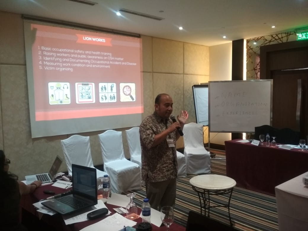 Kesehatan dan Keselamatan Kerja di Asia Tenggara  Masih Terganjal Perusahaan dan Negara
